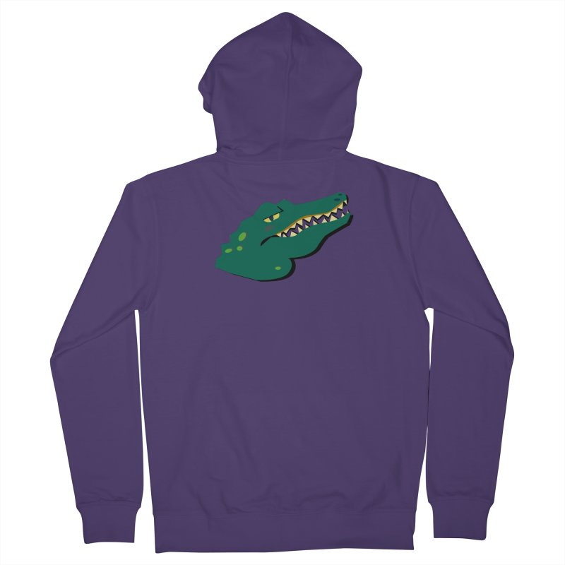 The Gator Women's Zip-Up Hoody by Ginger's Shop