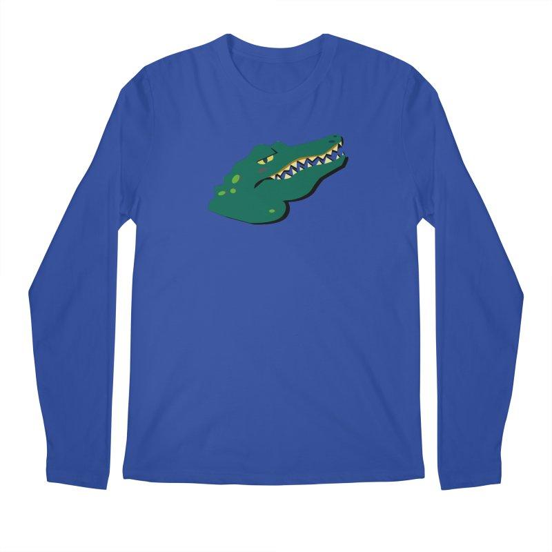 The Gator Men's Longsleeve T-Shirt by Ginger's Shop