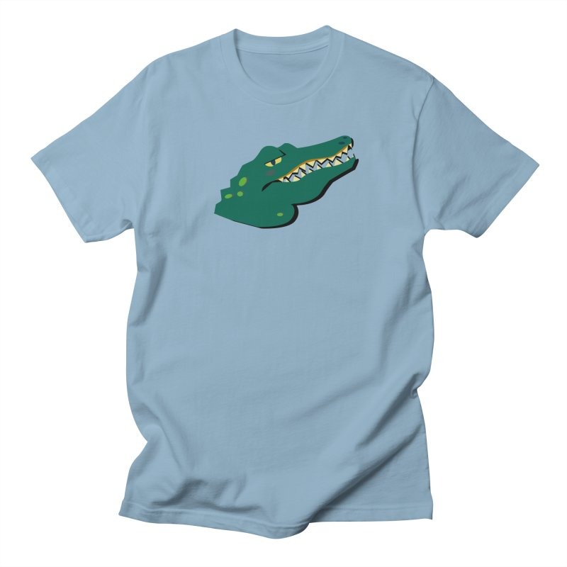 The Gator Women's Unisex T-Shirt by Ginger's Shop