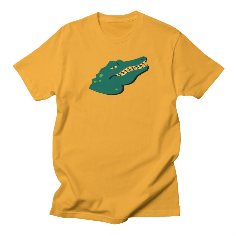 The Gator Men's T-Shirt by Ginger's Shop