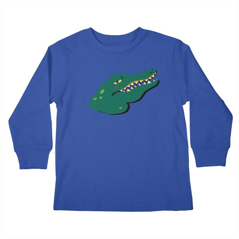 The Gator Kids Longsleeve T-Shirt by Ginger's Shop