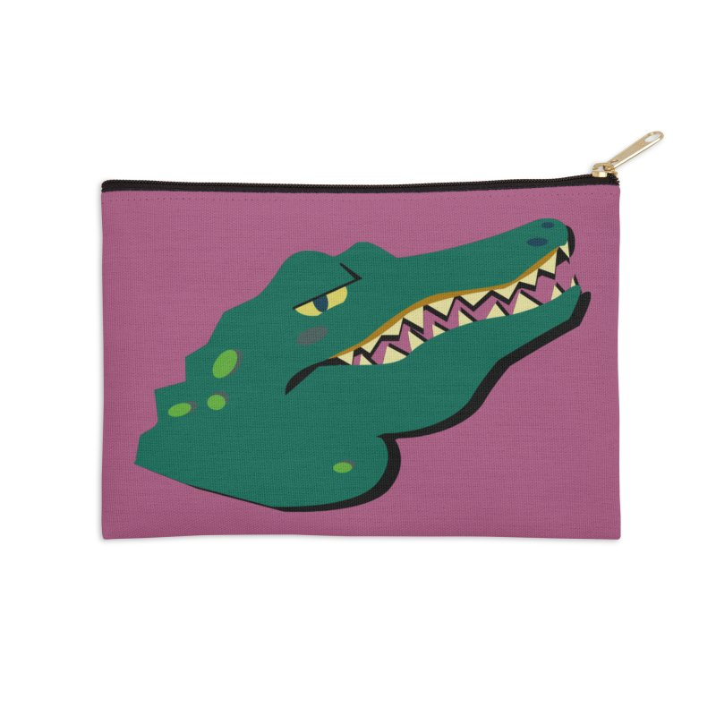 The Gator Accessories Zip Pouch by Ginger's Shop