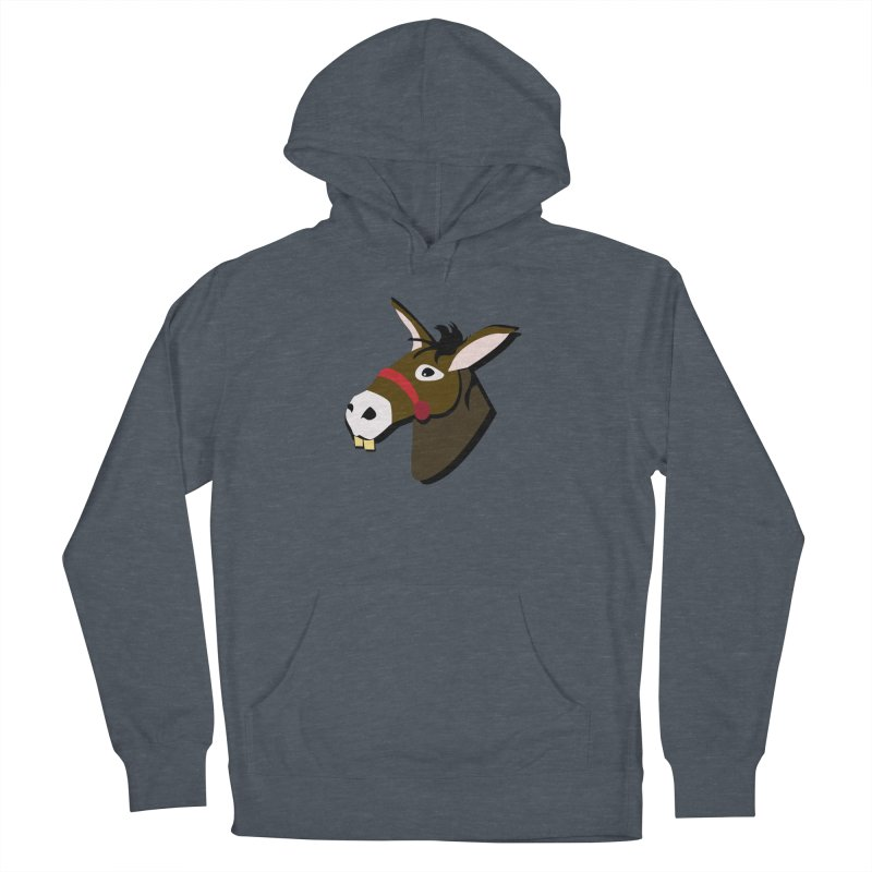 The Mule Women's Pullover Hoody by Ginger's Shop