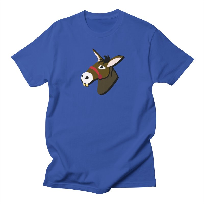 The Mule Men's T-Shirt by Ginger's Shop
