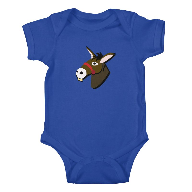 The Mule Kids Baby Bodysuit by Ginger's Shop