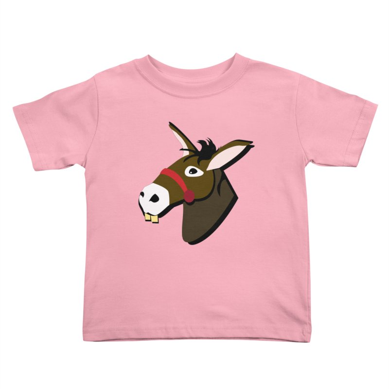 The Mule Kids Toddler T-Shirt by Ginger's Shop