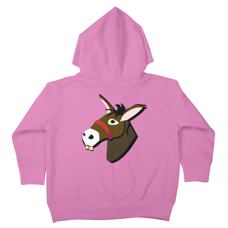 The Mule Kids Toddler Zip-Up Hoody by Ginger's Shop