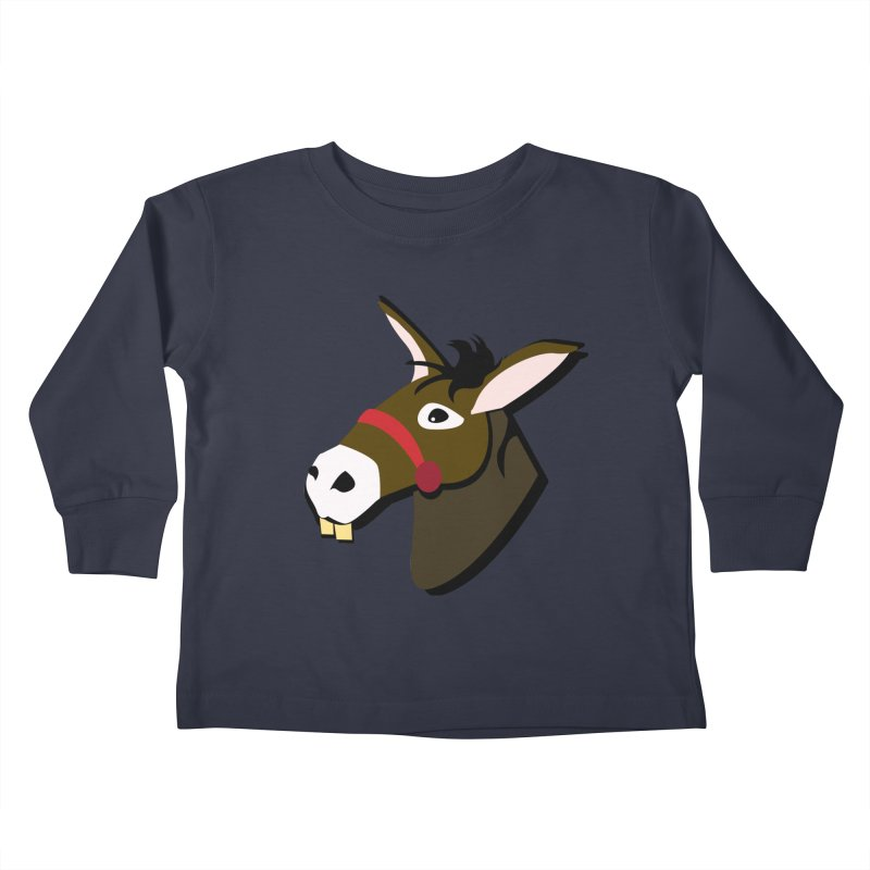 The Mule Kids Toddler Longsleeve T-Shirt by Ginger's Shop
