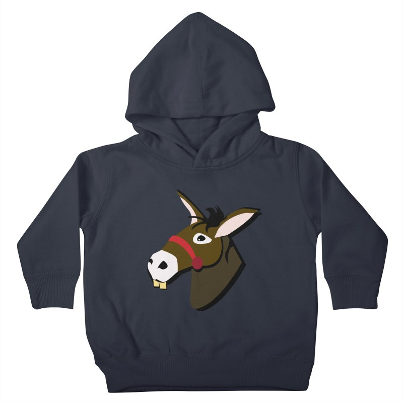 The Mule Kids Toddler Pullover Hoody by Ginger's Shop