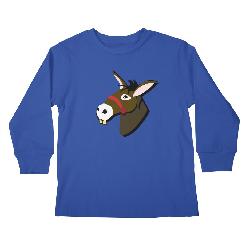 The Mule Kids Longsleeve T-Shirt by Ginger's Shop