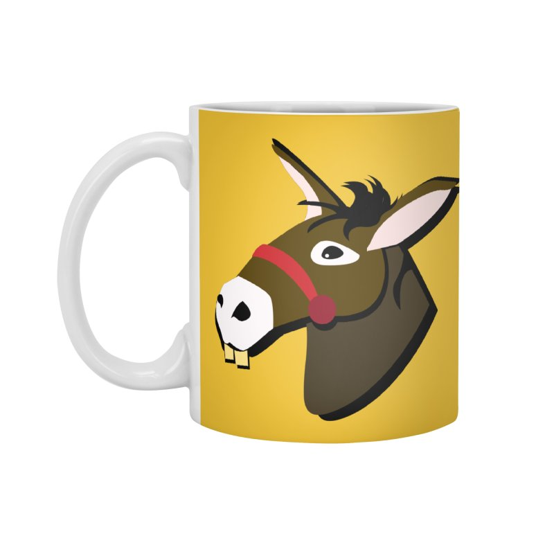 The Mule Accessories Mug by Ginger's Shop