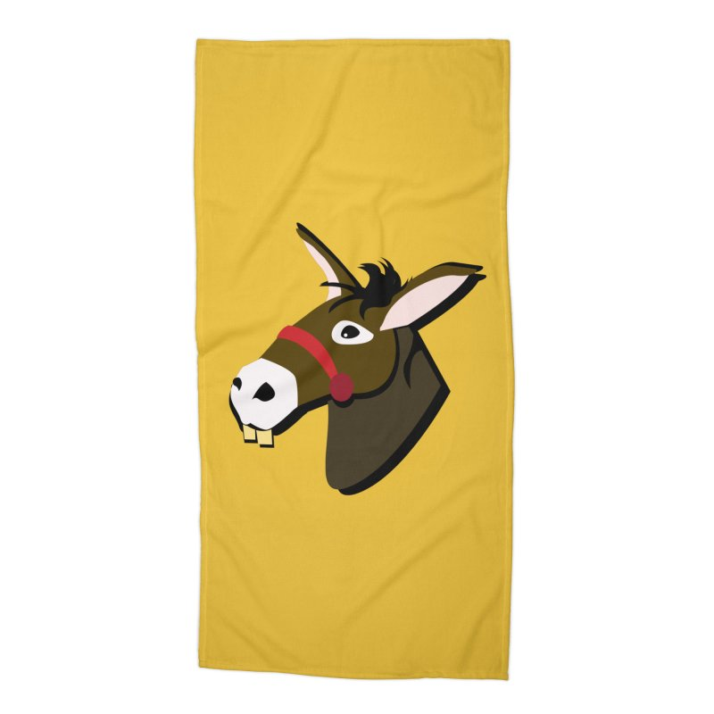 The Mule Accessories Beach Towel by Ginger's Shop