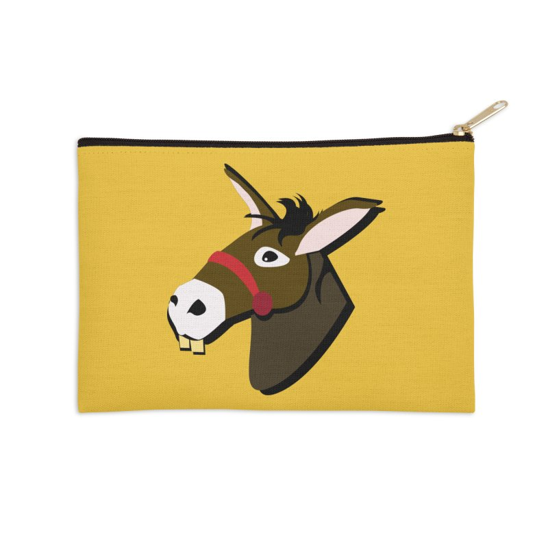 The Mule Accessories Zip Pouch by Ginger's Shop