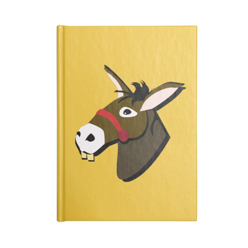 The Mule Accessories Notebook by Ginger's Shop