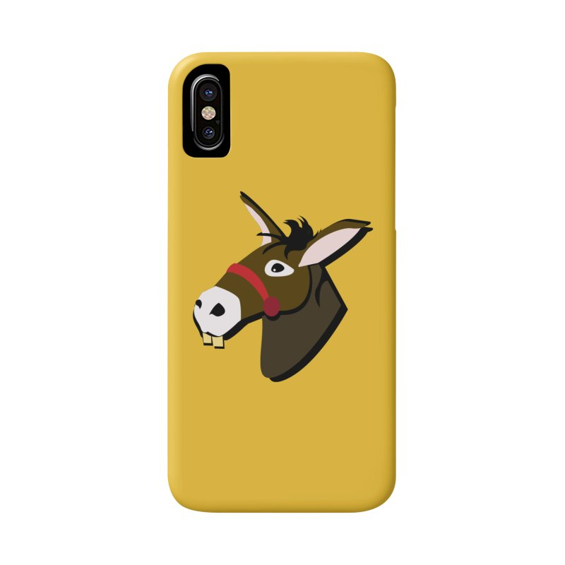 The Mule Accessories Phone Case by Ginger's Shop