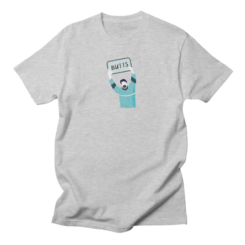 Butts Men's T-Shirt by Ginger's Shop