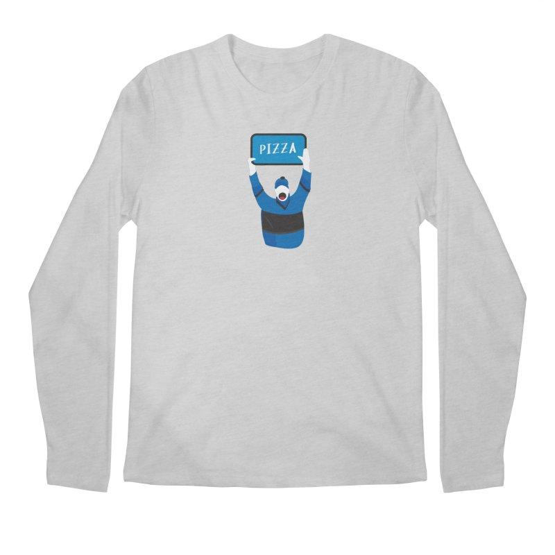Pizza Men's Longsleeve T-Shirt by Ginger's Shop