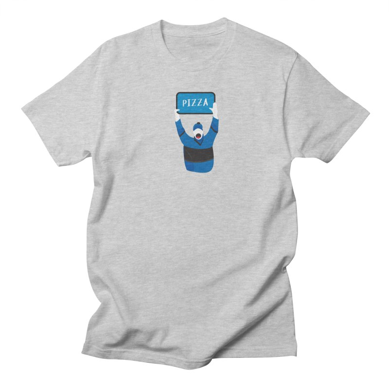 Pizza Women's Unisex T-Shirt by Ginger's Shop