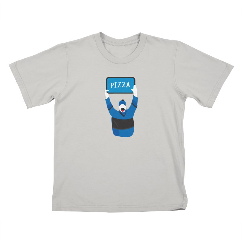 Pizza Kids T-shirt by Ginger's Shop