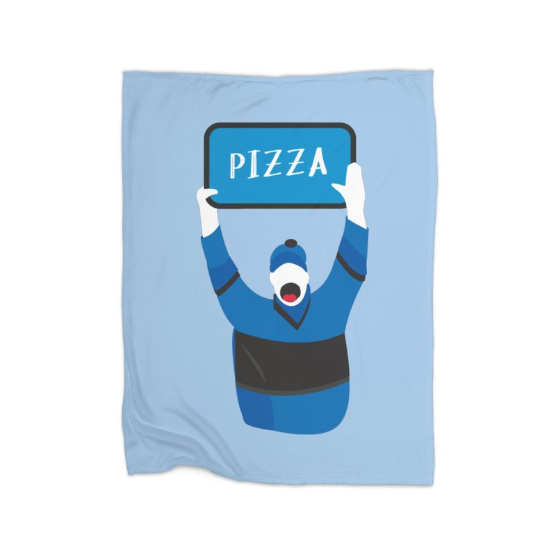 Pizza Home Blanket by Ginger's Shop