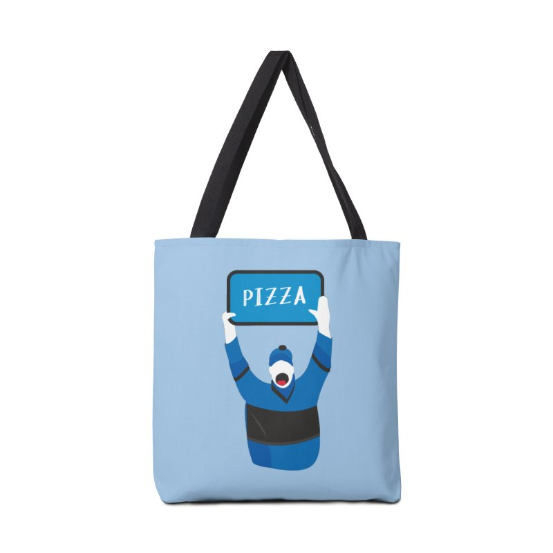 Pizza Accessories Bag by Ginger's Shop