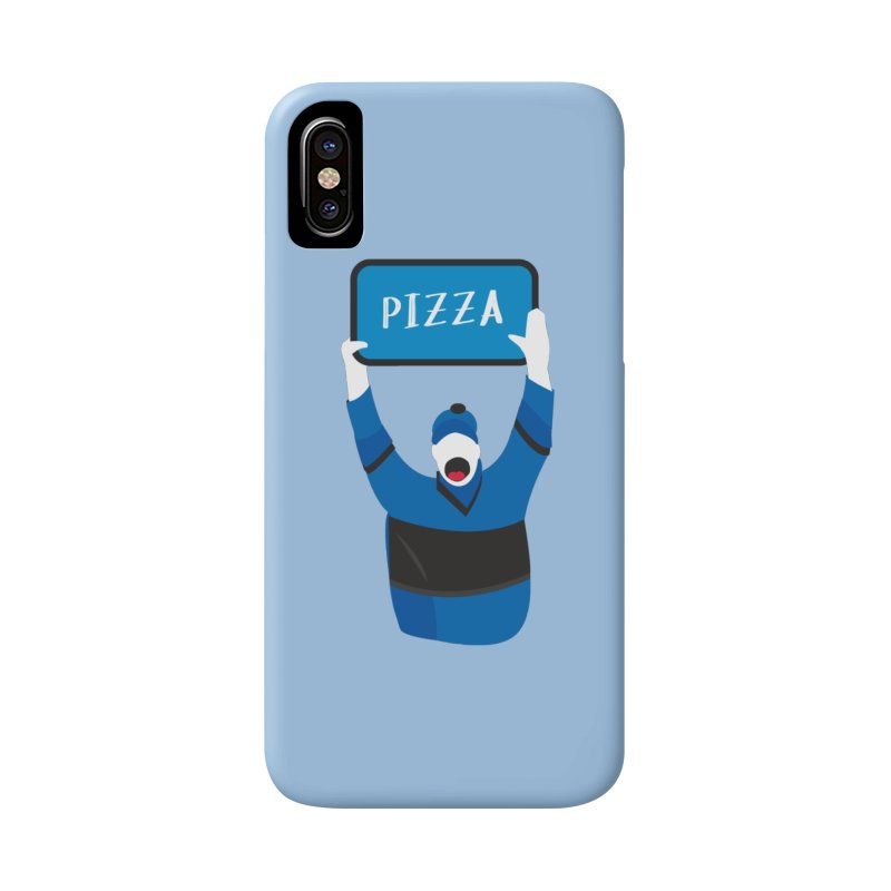Pizza Accessories Phone Case by Ginger's Shop
