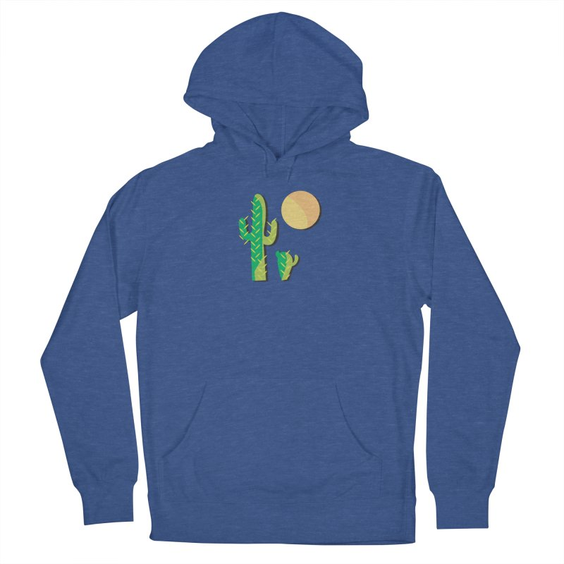 Cactus Men's Pullover Hoody by Ginger's Shop