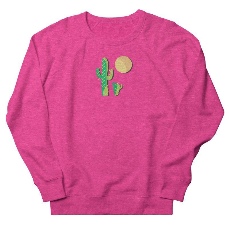 Cactus Women's Sweatshirt by Ginger's Shop