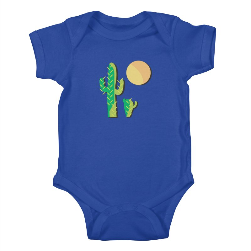 Cactus Kids Baby Bodysuit by Ginger's Shop