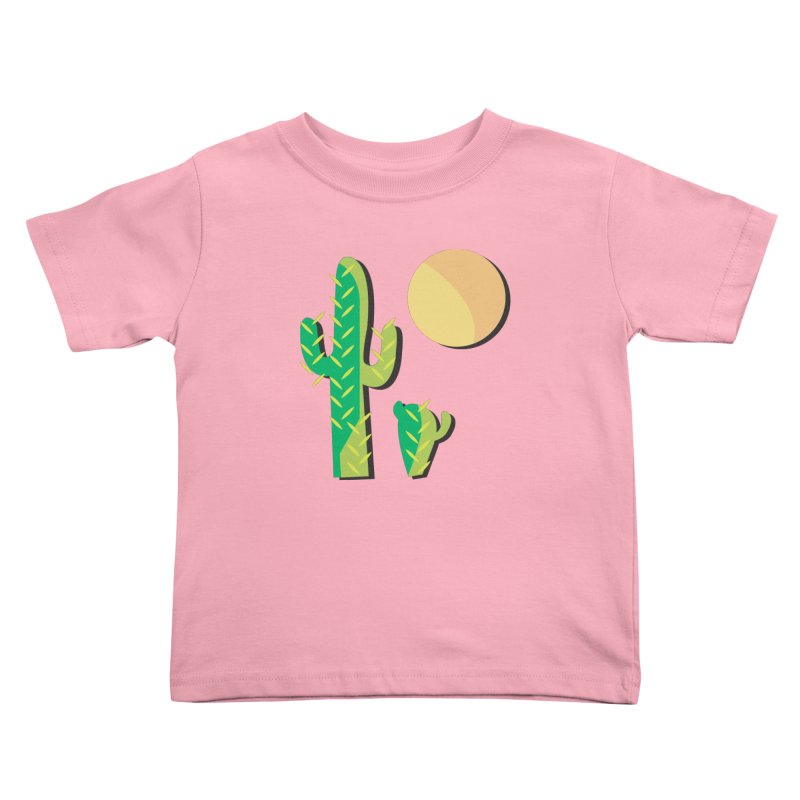 Cactus Kids Toddler T-Shirt by Ginger's Shop