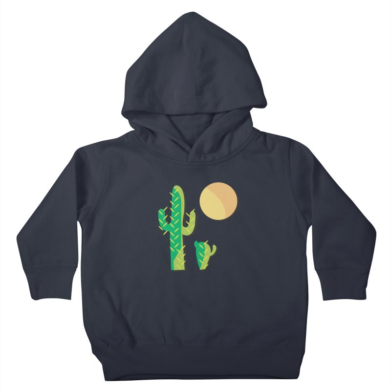 Cactus Kids Toddler Pullover Hoody by Ginger's Shop