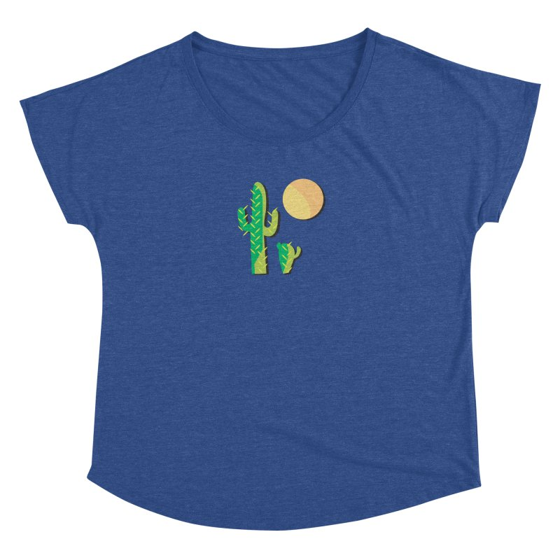 Cactus Women's Dolman by Ginger's Shop