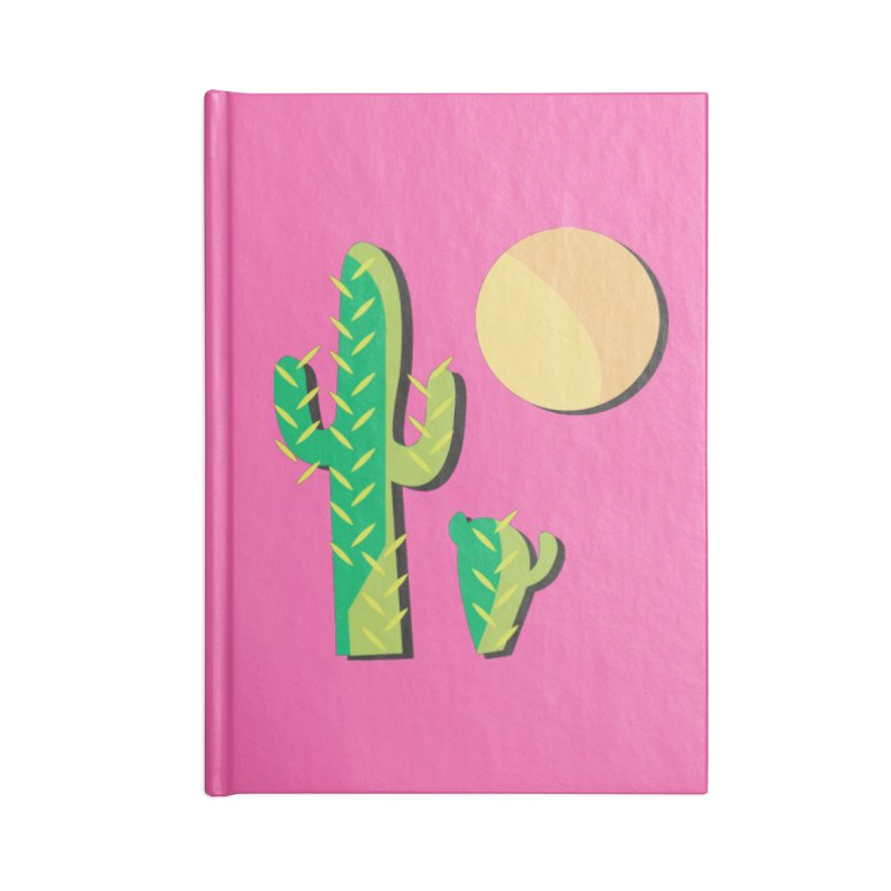 Cactus Accessories Notebook by Ginger's Shop