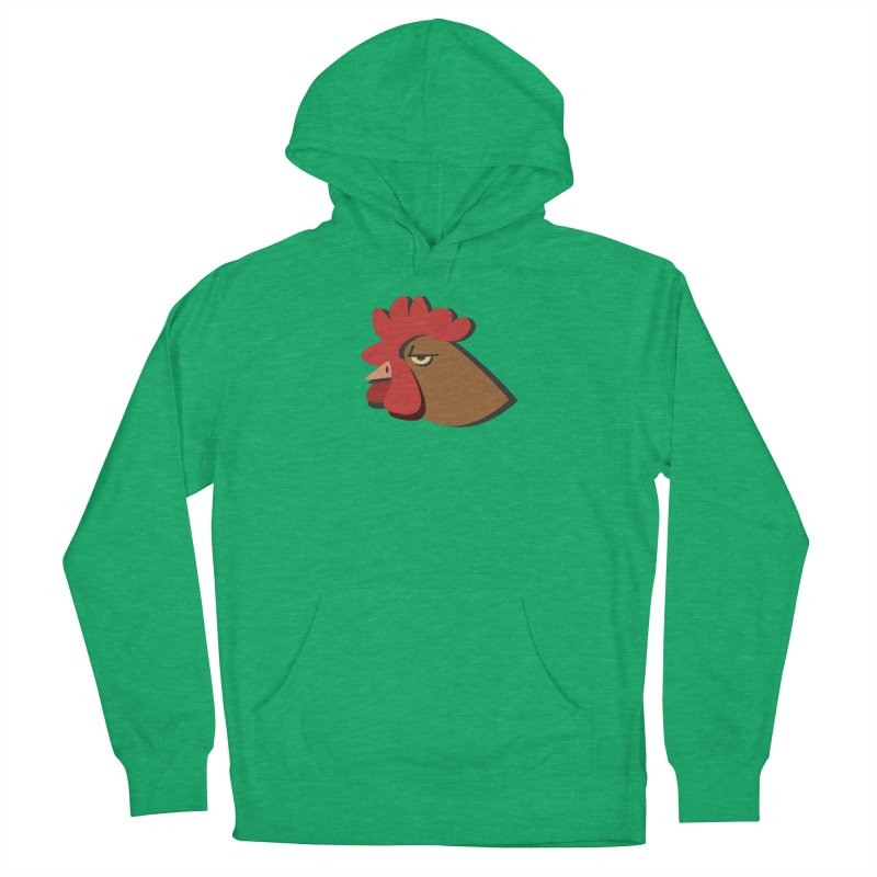 The Rooster Men's Pullover Hoody by Ginger's Shop
