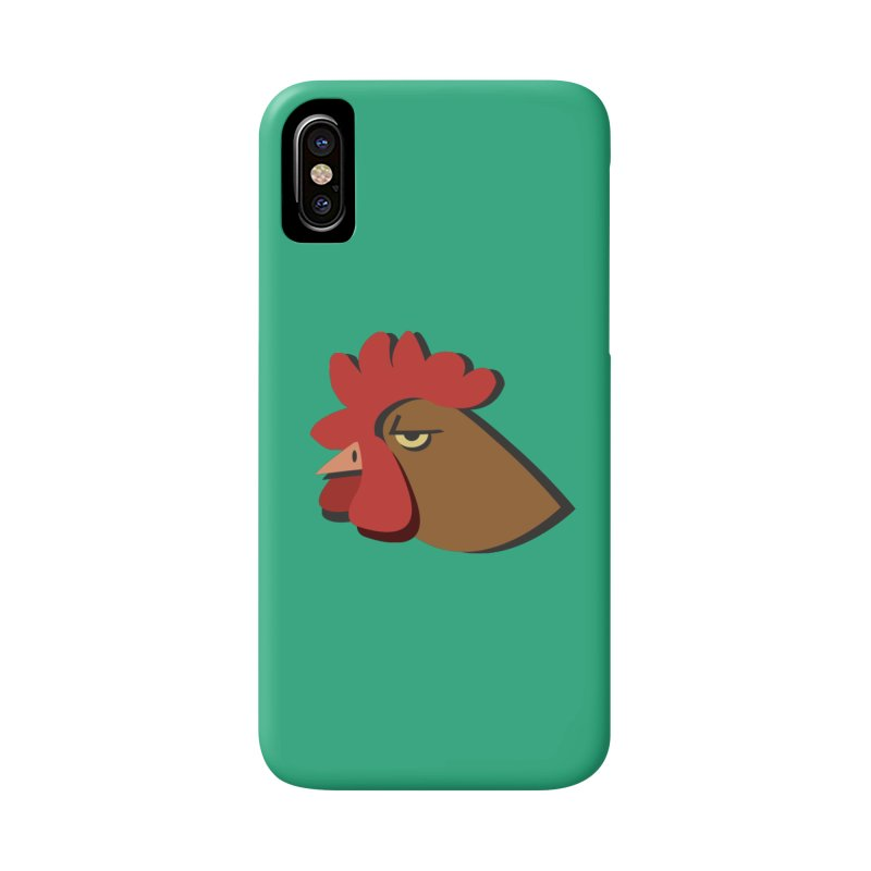 The Rooster Accessories Phone Case by Ginger's Shop