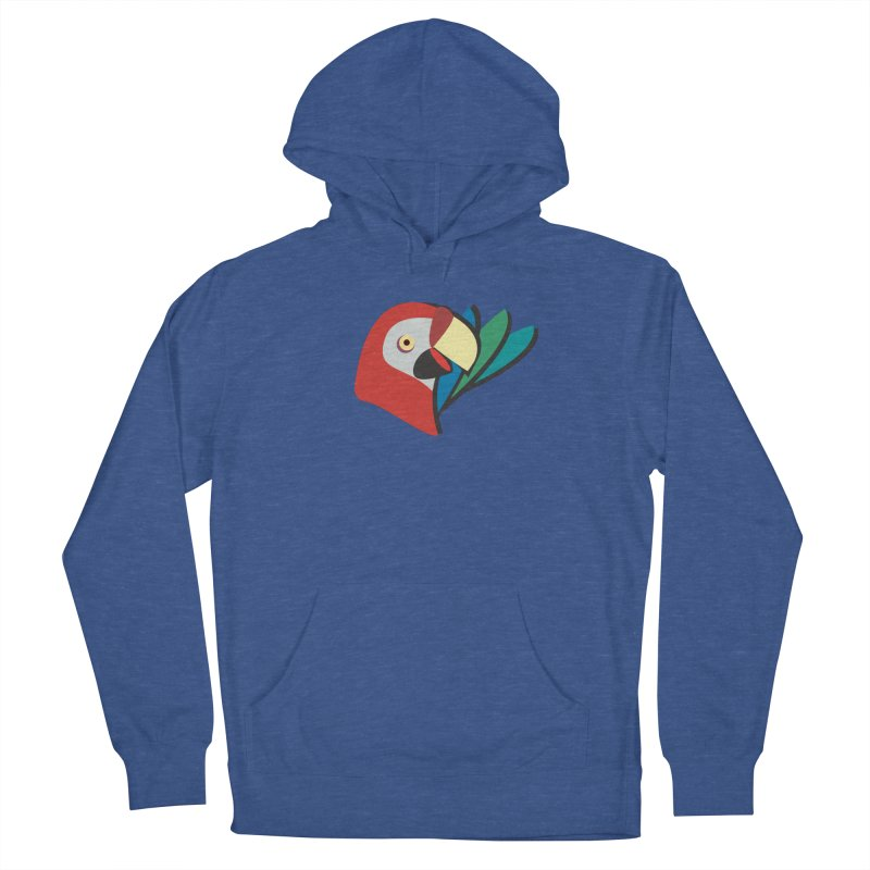 The Parrot Women's Pullover Hoody by Ginger's Shop