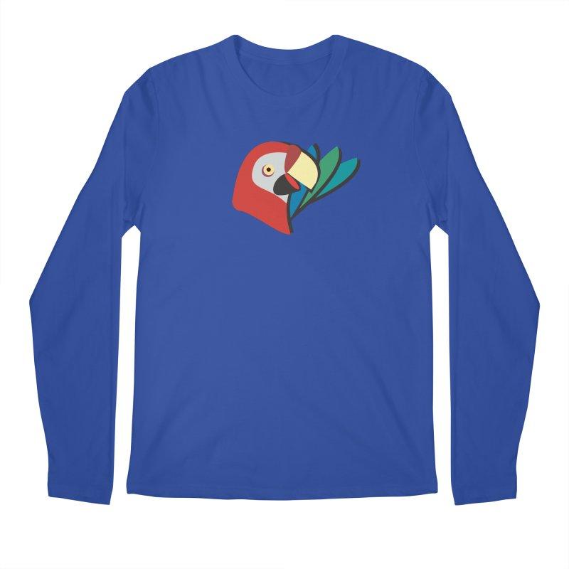The Parrot Men's Longsleeve T-Shirt by Ginger's Shop