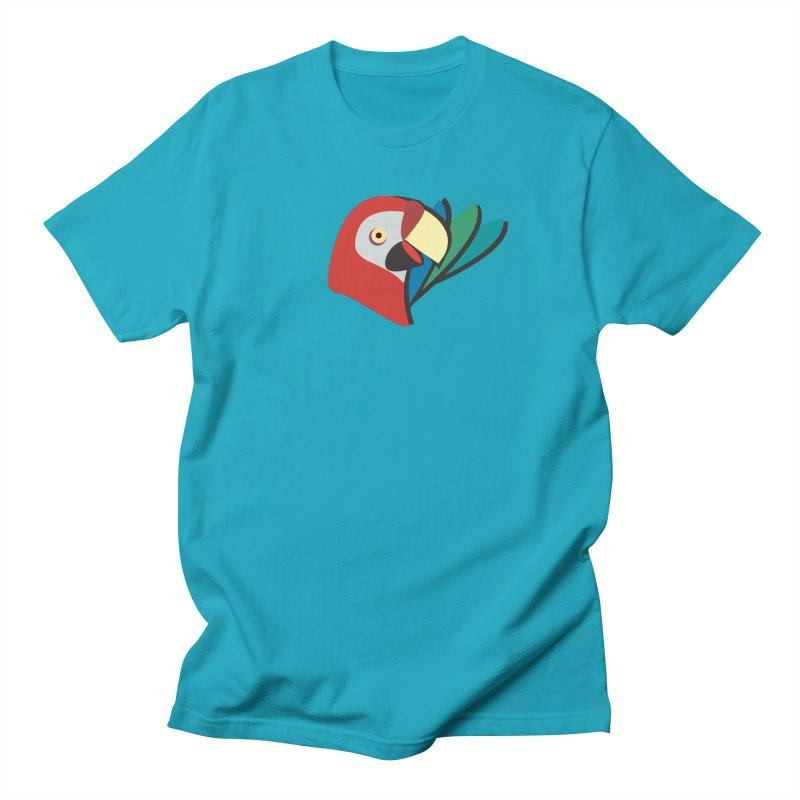 The Parrot Women's Unisex T-Shirt by Ginger's Shop