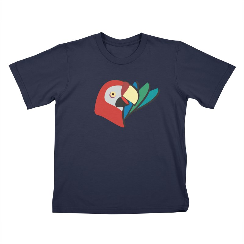 The Parrot Kids T-Shirt by Ginger's Shop