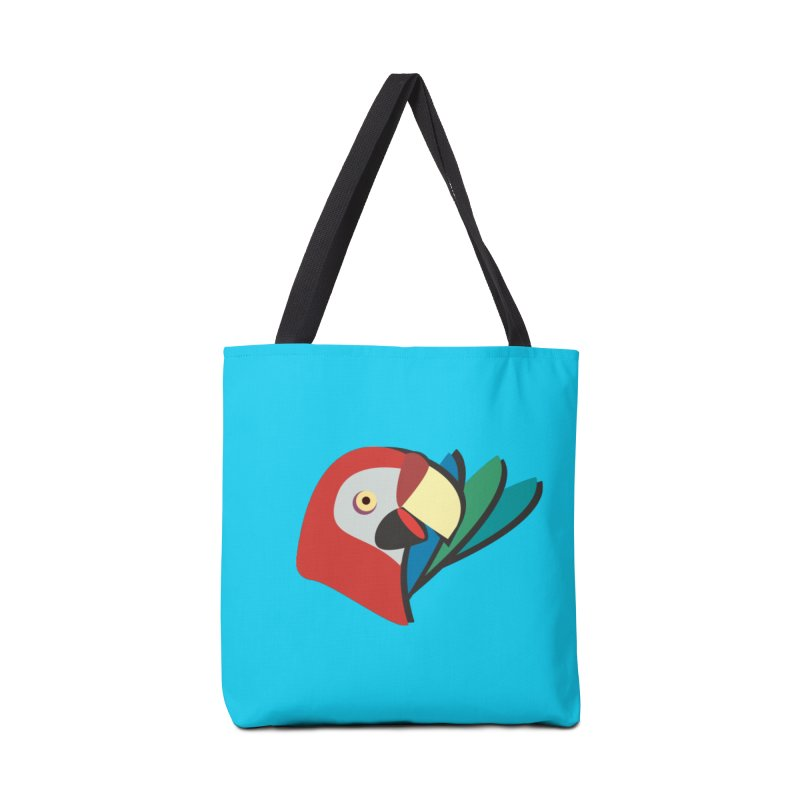 The Parrot Accessories Bag by Ginger's Shop