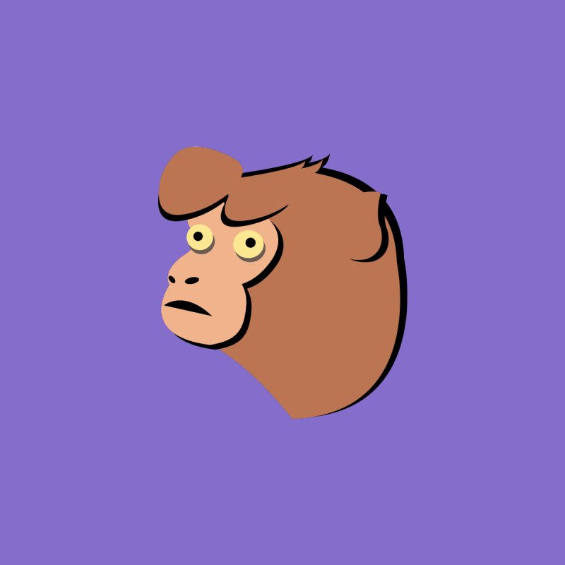 The Monkey by Ginger's Shop