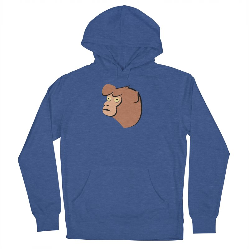 The Monkey Women's Pullover Hoody by Ginger's Shop
