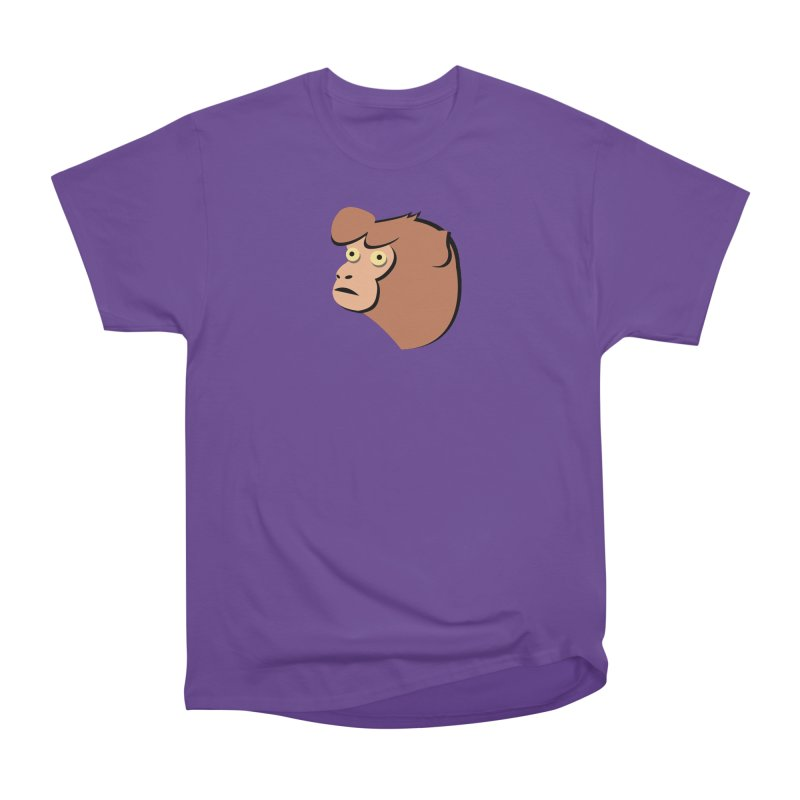 The Monkey Women's Classic Unisex T-Shirt by Ginger's Shop
