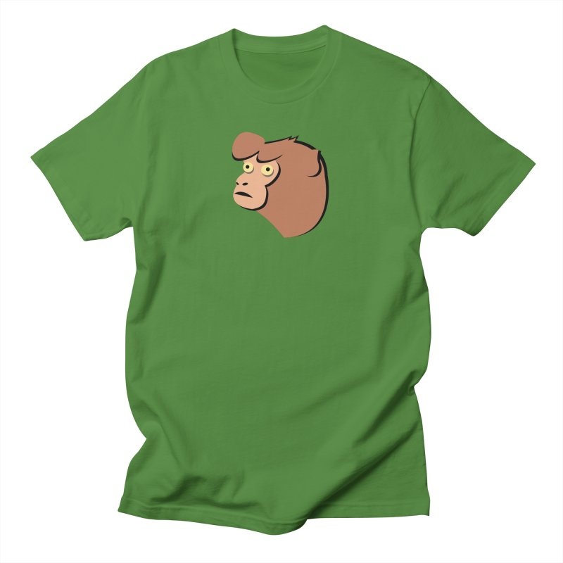 The Monkey Women's Unisex T-Shirt by Ginger's Shop