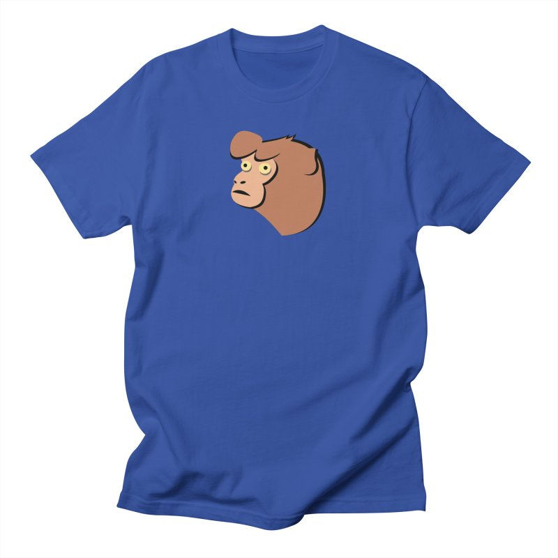 The Monkey Men's T-Shirt by Ginger's Shop