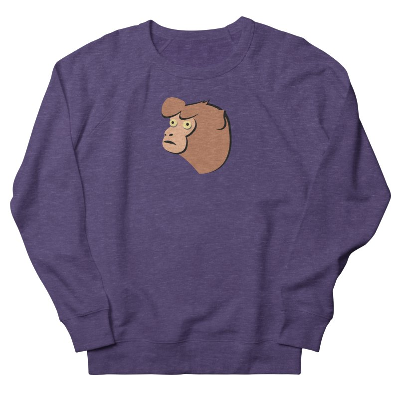The Monkey Women's Sweatshirt by Ginger's Shop