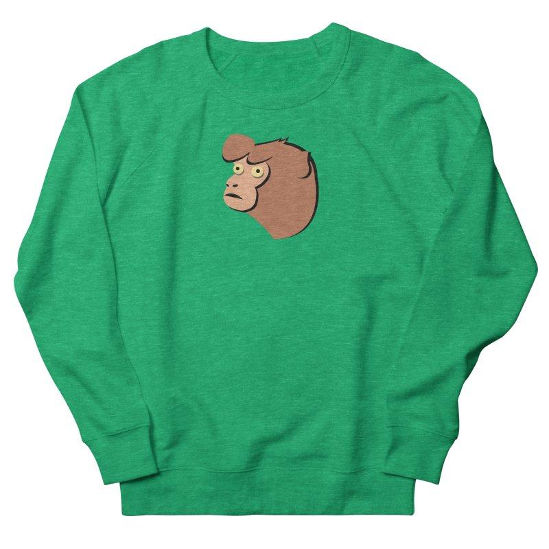 The Monkey Men's Sweatshirt by Ginger's Shop