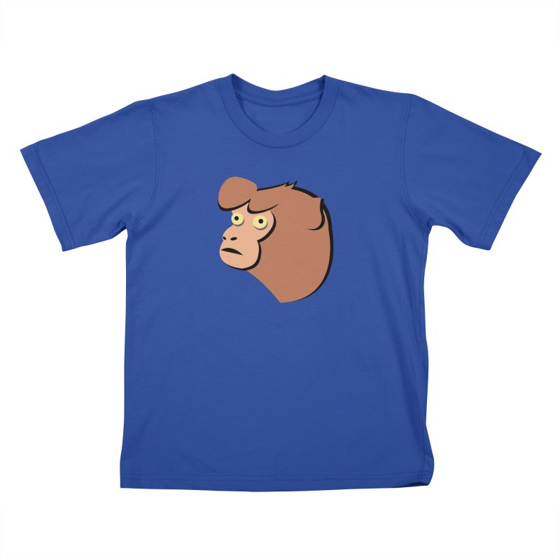 The Monkey Kids T-shirt by Ginger's Shop