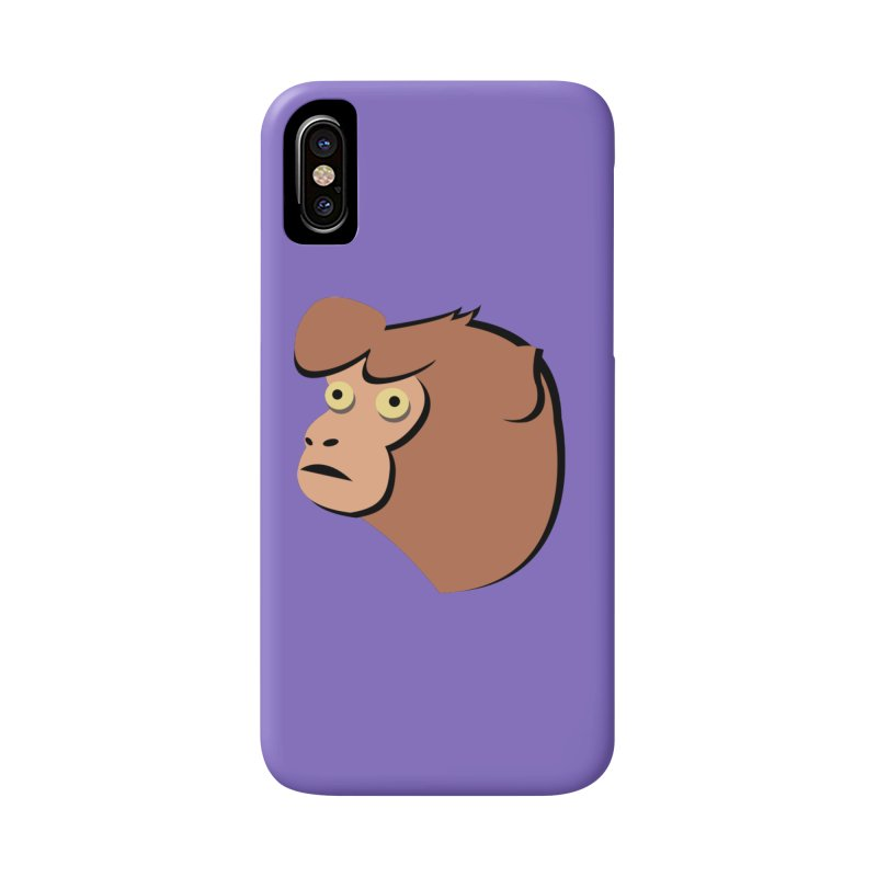The Monkey Accessories Phone Case by Ginger's Shop