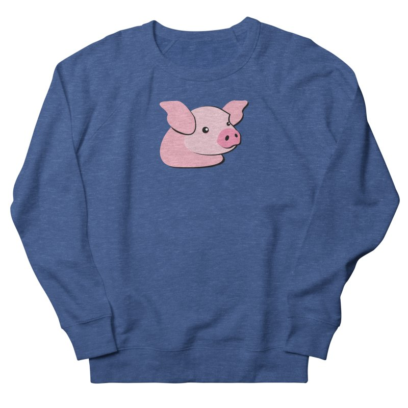 The Pig Women's Sweatshirt by Ginger's Shop